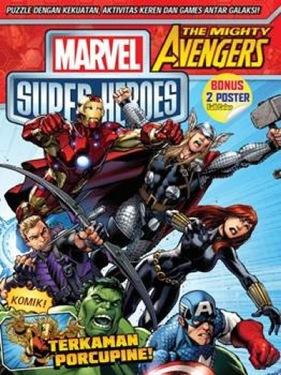 Marvel Avengers-Terkaman Porcupine