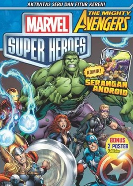Marvel Avengers: Serangan Android