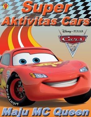 Super Aktivitas Cars: Maju McQueen!