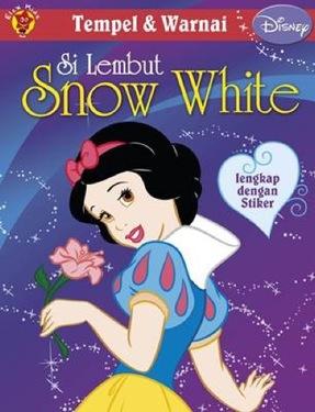 Tempel dan Warnai Disney Klasik: Si Lembut Snow White