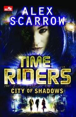 Timeriders 6: City of Shadows