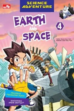 Science Adventure: Earth and Space Vol. 4