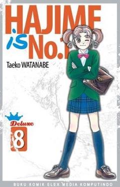 HAJIME IS NO.1 (Deluxe) Vol.08