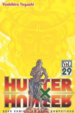 Hunter X Hunter 29