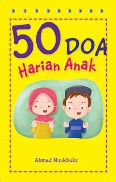 50 Doa Harian Anak Muslim