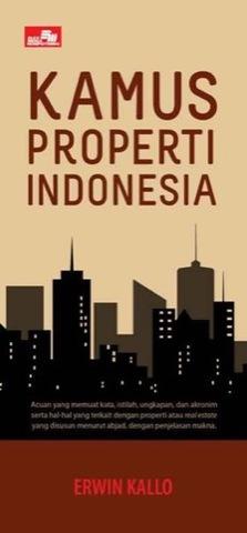 Kamus Properti Indonesia