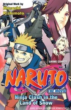 Naruto the Movie: Ninja Clash in the Land of Snow Vol. 1
