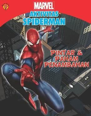 Aktivitas Spiderman: Pintar & Paham Penambahan