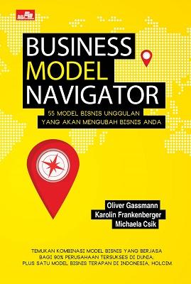 BUSINESS MODEL NAVIGATOR (Edisi 2021)