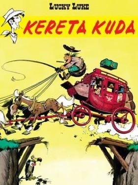 LC: Lucky Luke - Kereta Kuda