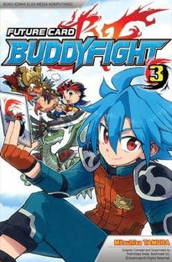 Future Card Buddy Fight Vol. 3