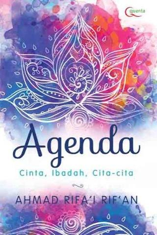 Agenda: Cinta, Ibadah, Cita-cita