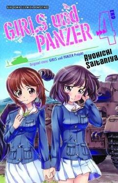 Girls & Panzer 4