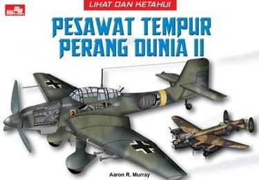 Lihat dan Ketahui: Pesawat Tempur Perang Dunia II