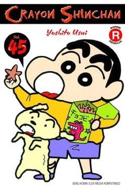 Crayon Shinchan 45