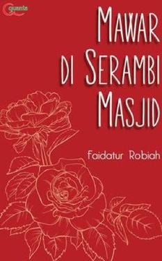 Mawar di Serambi Masjid
