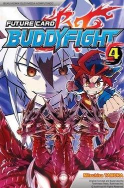 Future Card Buddy Fight Vol. 4