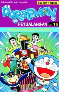 Doraemon Petualangan 16 (Terbit Ulang)