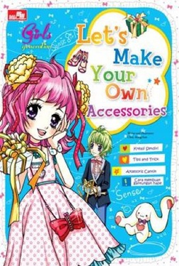 Girls Generation - Let`s Make Your Own Accessories
