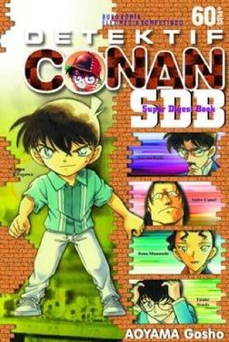 Detektif Conan Super Digest Book 60 Plus