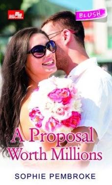 HQ Blush: A Proposal Worth Millions