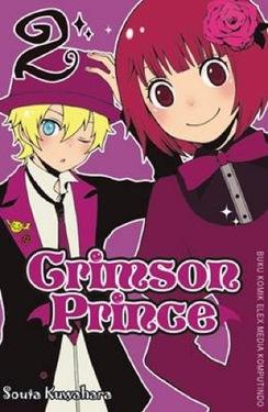 Crimson Prince 02