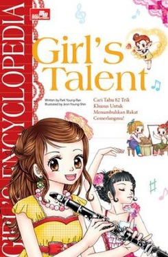 Girl`s Encyclopedia: Girl`s Talent