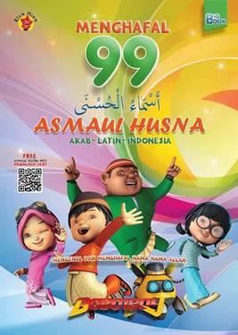 Boboiboy Menghafal 99 Asmaul Husna