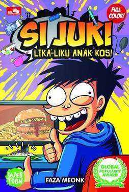 Si Juki - Lika-liku Anak Kos