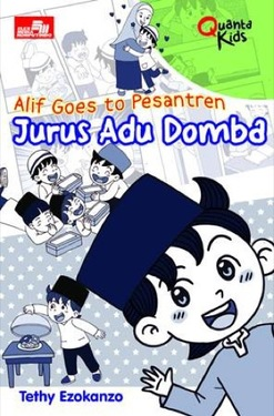 Quanta Kidz - Alif di Pesantren - Jurus Adu Domba