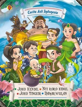 Cerita Asli Indonesia Terkenal