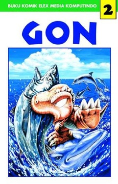 GON Vol. 2 (Cetak Ulang)