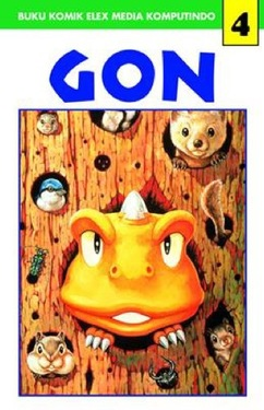 GON Vol. 4 (Cetak Ulang)