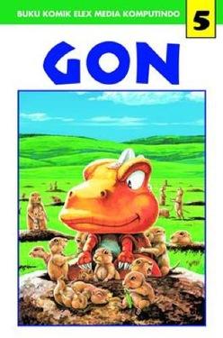 GON Vol. 5 (Cetak Ulang)