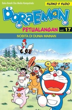 Doraemon Petualangan 17 (Terbit Ulang)