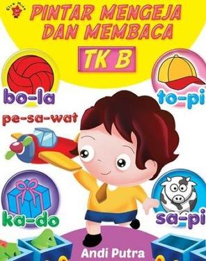 Pintar mengeja dan membaca TK B