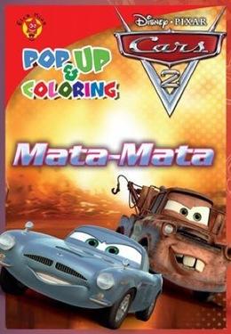 Pop up and coloring cars 1: Mata-mata