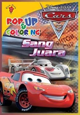 Pop up and coloring cars 3:. Sang Juara