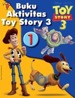 Aktivitas Toy Story 3: 1