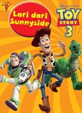 Mewarnai Toy Story 3: Lari dari Sunnyside