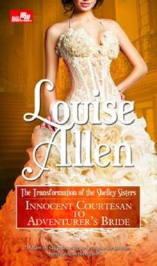 HR: Innocent Courtesan to Adventurer`s Bride