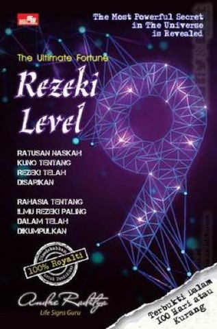 REZEKI LEVEL 9 The Ultimate Fortune