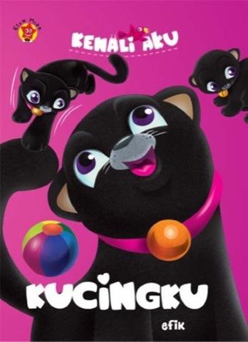 Board book kenali aku : Kucingku