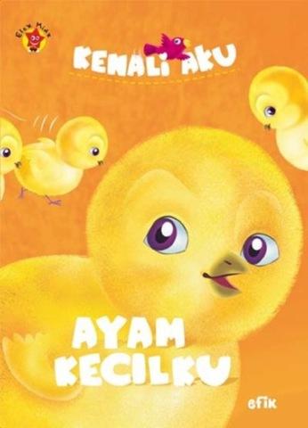 Board book kenali aku : Ayam kecilku
