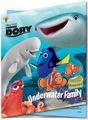 Sticker Panorama Finding Dory - Underwater Family