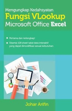 Mengungkap Kedahsyatan Fungsi VLookup Microsoft Office Excel