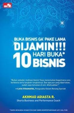 10 Hari Buka Bisnis