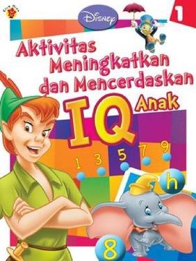 Aktivitas Meningkatkan & Mencerdaskan IQ Anak Disney 1
