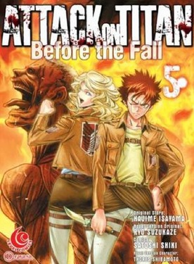 LC: Attack on Titan Before The Fall 05