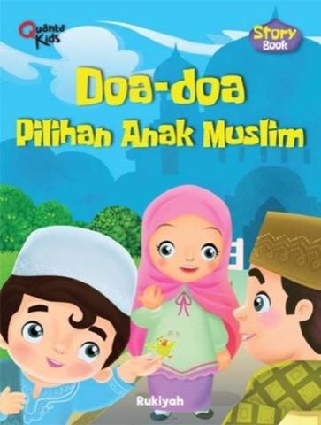 Story Book : Doa-doa Pilihan Anak Muslim